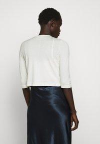 MAX&Co. - MESSICO - Cardigan - isidide white - 2