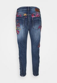 Desigual - LUISIA - Relaxed fit jeans - blue - 1