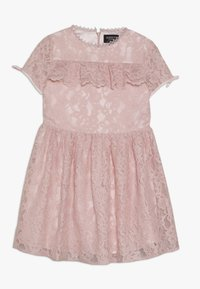 Bardot Junior - MILLY DRESS - Koktejlové šaty / šaty na párty - blush - 0