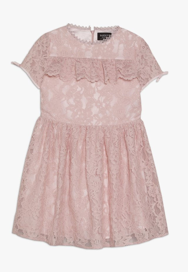 MILLY DRESS - Cocktailjurk - blush