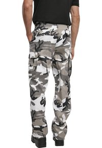 Brandit - Pantaloni cargo - snowcamo - 2