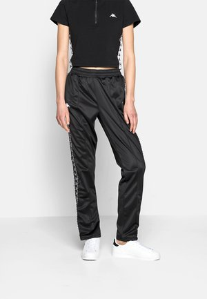 IMMITARA - Tracksuit bottoms - caviar