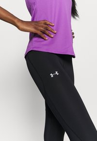 Under Armour - FLY FAST - Leggings - black - 3