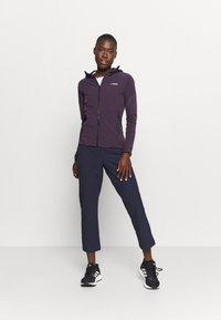 adidas Performance - SKYCLIMB - Træningsjakker - purple - 1