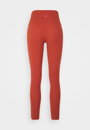 THE YOGA LUXE 7/8 - Medias - rugged orange/light sienna