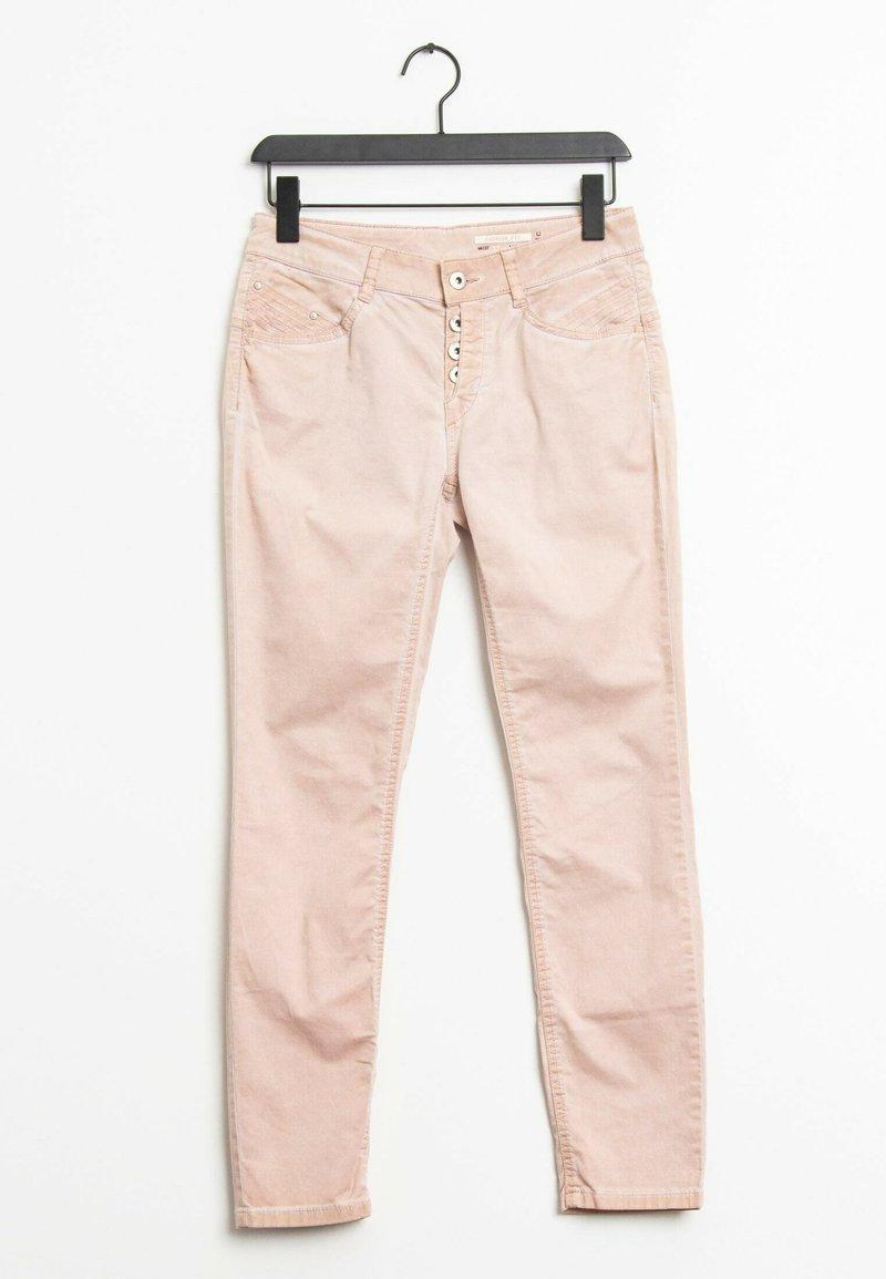 Esprit - Slim fit jeans - pink