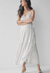 Next - Maxi dress - white - 0