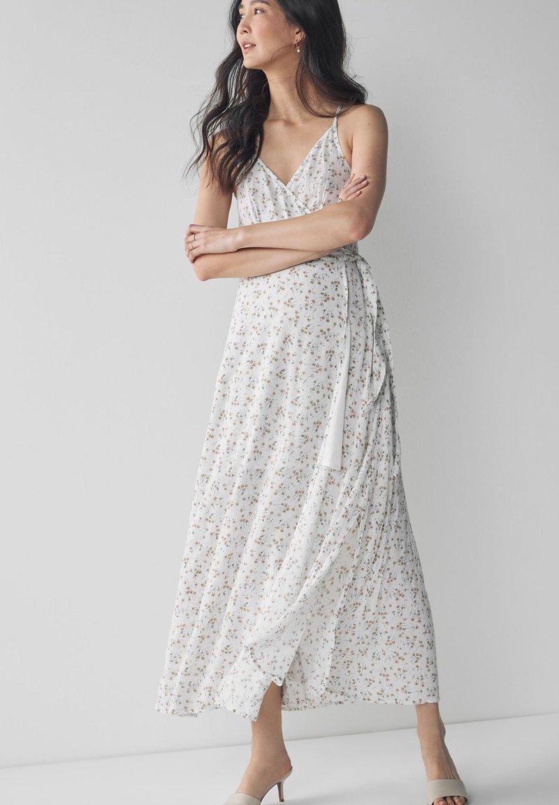 Next - Maxi dress - white