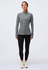 OYSHO - Training jacket - light grey - 0