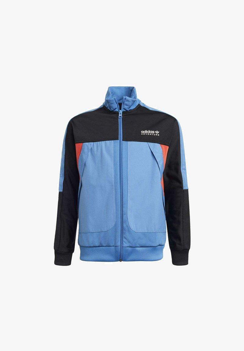 adidas Originals - ADVENTURE  - Training jacket - black