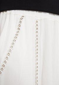 Iro - EGINI - Kalhoty - white - 5
