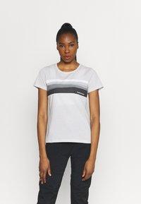 Peak Performance - EXPLORE HORIZON TEE - Print T-shirt - antarctica - 0