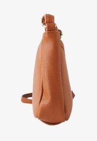 TOM TAILOR DENIM - CILIA - Across body bag - cognac - 3