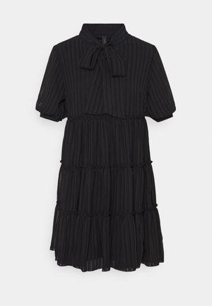 YASBALO DRESS - Korte jurk - black