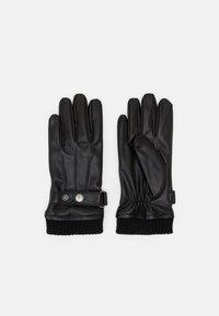 Jack & Jones - JACJOEY GLOVES - Gloves - black - 0