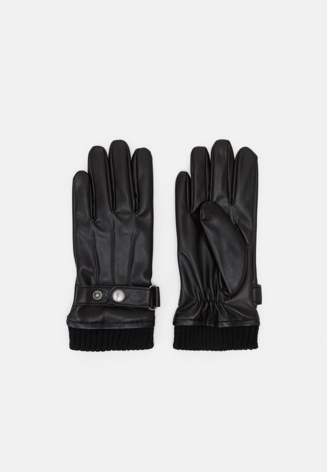 JACJOEY GLOVES - Handschoenen - black