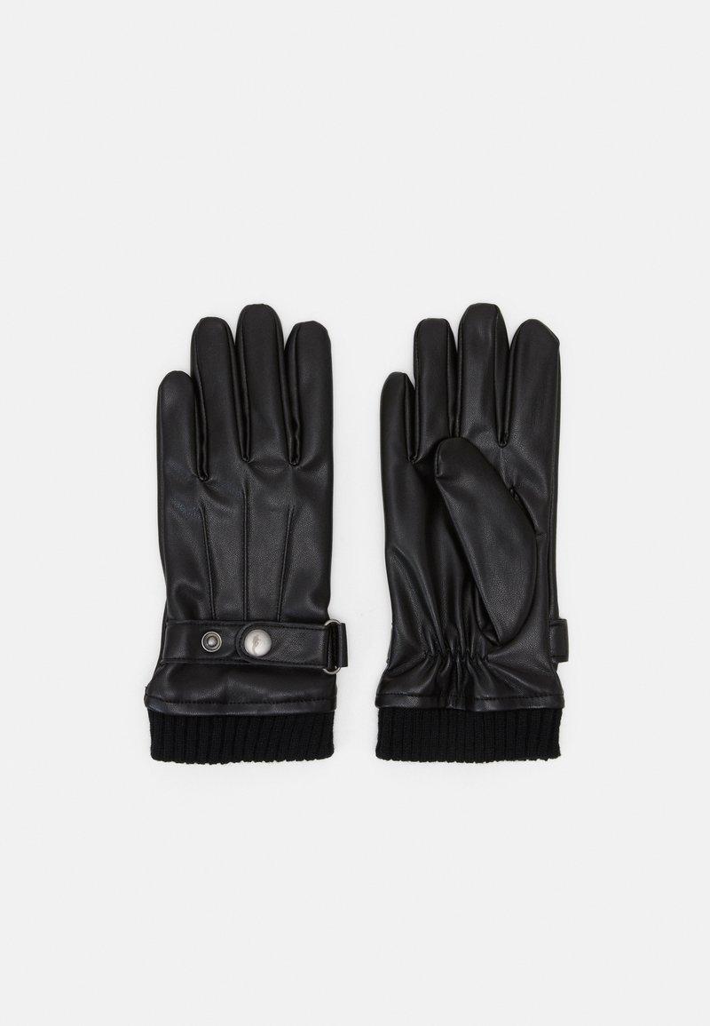 Jack & Jones - JACJOEY GLOVES - Gloves - black