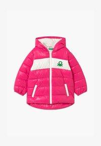 Benetton - Winterjas - pink - 0