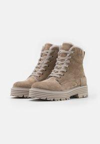 Kennel + Schmenger - ELA - Platform ankle boots - biscuit - 2