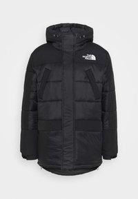 HIMALAYAN INSULATED PARKA - Winter coat - black