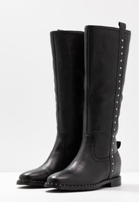 Gioseppo - Cowboy/Biker boots - black - 4