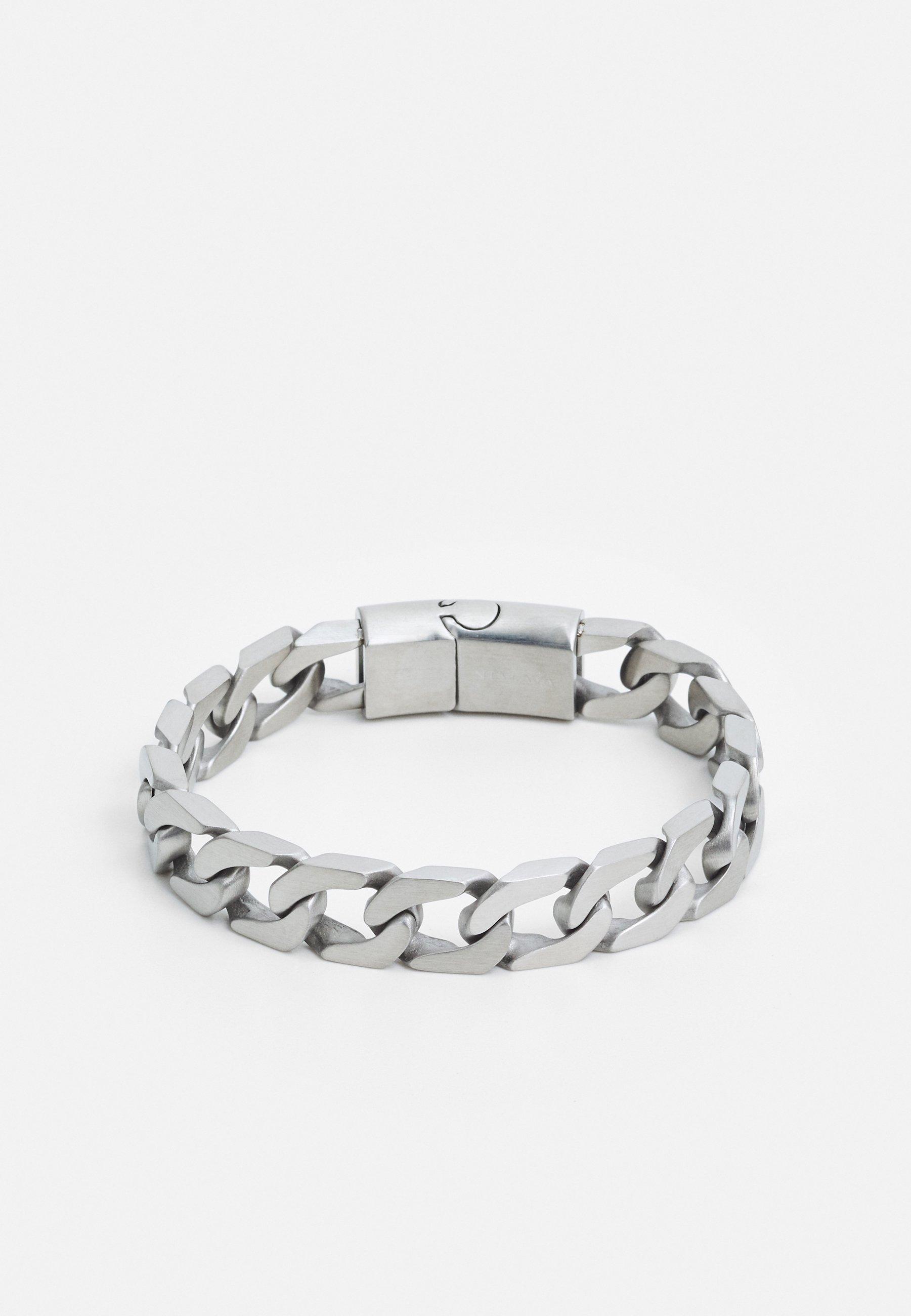 Homme LARGE CUBAN LINK CHAIN BRACELET - Bracelet