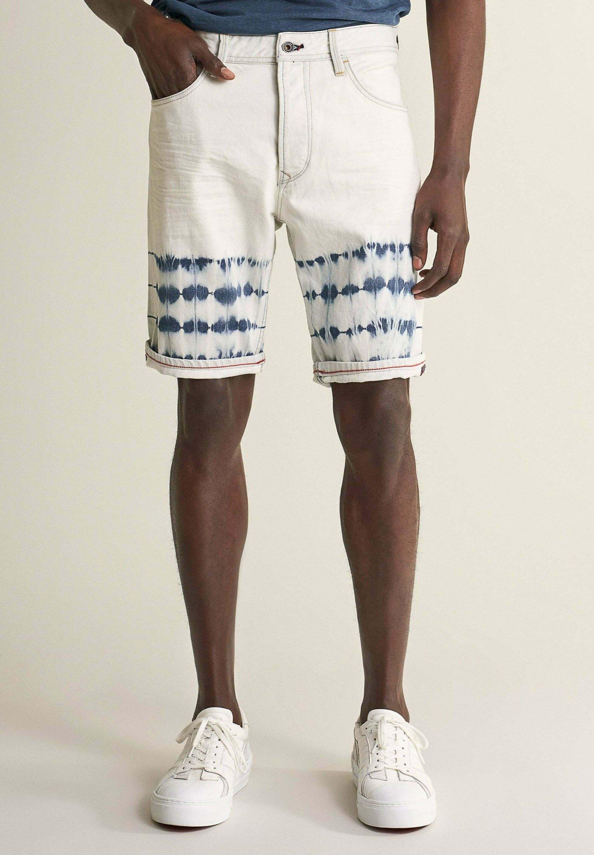 Homme AMBER  - Short en jean
