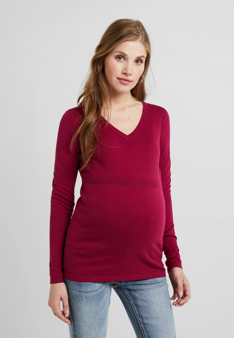Esprit Maternity - Trui - plum red