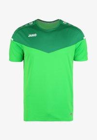 soft green / sportgruen