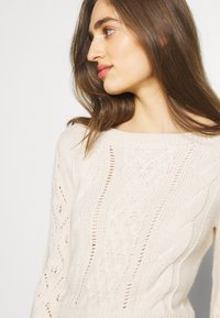 See by Chloé - Sweter - soft ivory - 4