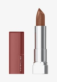 Maybelline New York - COLOR SENSATIONAL THE CREAMS - Lipstick - copper charge - 0