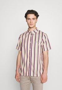 Kickers Classics - VERTICAL STRIPE SHORT SLEEVE SHIRT - Shirt - multi-coloured - 0