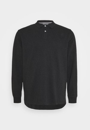 Polo - dark grey