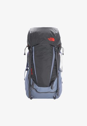 TERRA  - Hiking rucksack - grisaille gry/asphalt gry