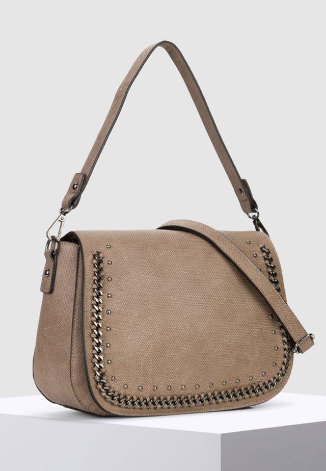 DORY - Handbag - taupe