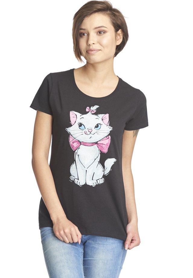 ARISTOCATS PURE CUTIE - Print T-shirt - schwarz