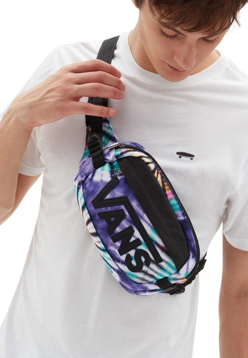 Vans - UA ALISO II HIP PACK - Bum bag - new age purple tie dye