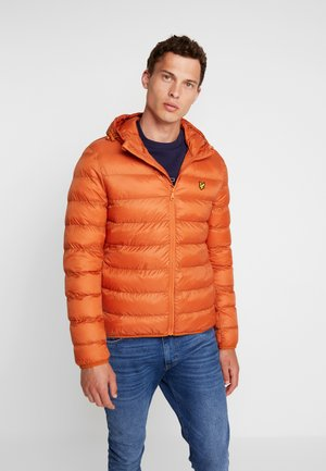 LIGHTWEIGHT PUFFER - Light jacket - tobacco