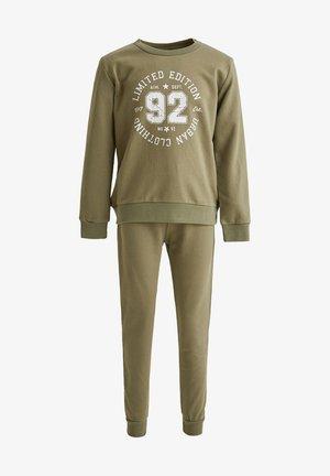 SET - Pyjama - khaki