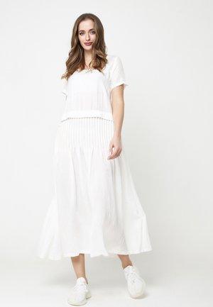 ELENIS - Day dress - weiß