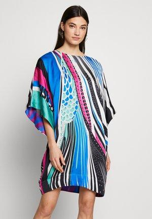 Denní šaty - blue variant
