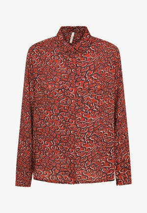 CAMELIA - Button-down blouse - multi