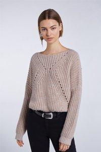 SET - Sweatshirt - beige - 0