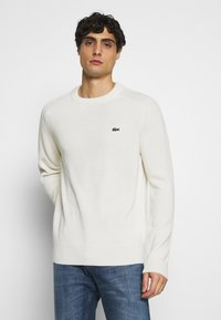 Lacoste - Pullover - beige - 0