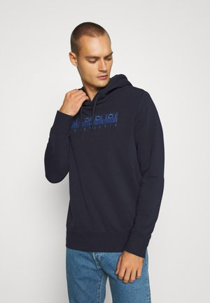 BEBEL - Sweat à capuche - blu marine