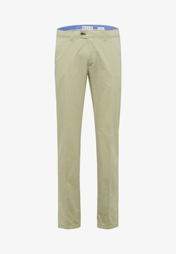 STYLE JIM S - CHINO - Trousers - mint