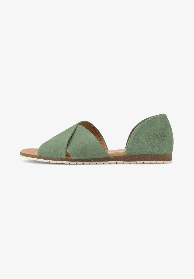 Apple of Eden - CHIUSI - Sandals - khaki