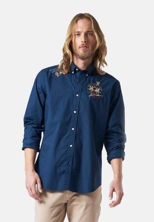 SAMMY - Overhemd - navy