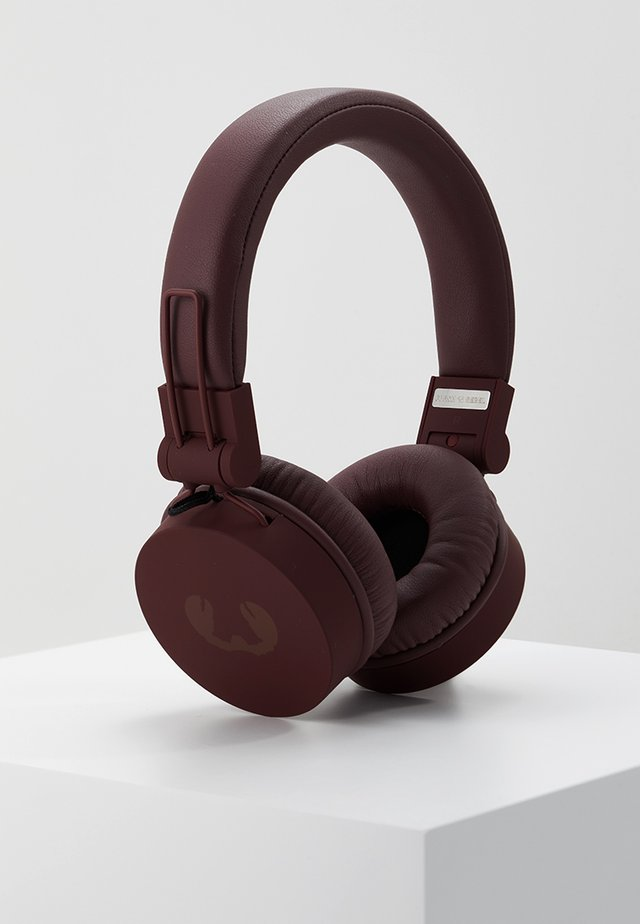 CAPS HEADPHONES - Cuffie - ruby
