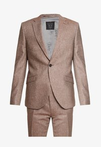 Shelby & Sons - CRANBROOK SUIT - Traje - light brown - 8